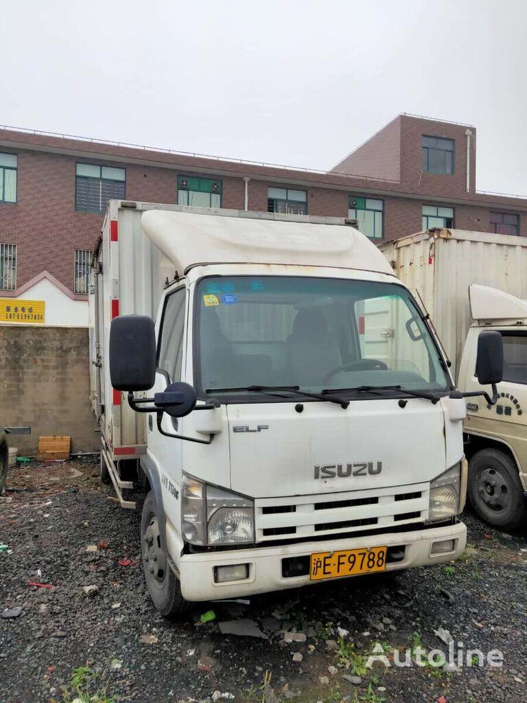 شاحنة مقفلة ISUZU