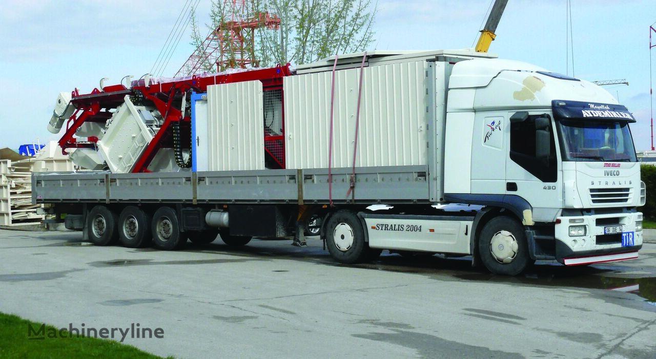 جديد ماكينة صناعة الخرسانة GURIS GCP 120 CT