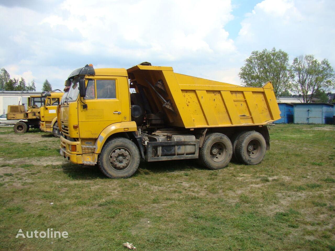 شاحنة قلابة KAMAZ 56115