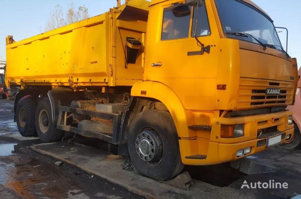 شاحنة قلابة KAMAZ 6520
