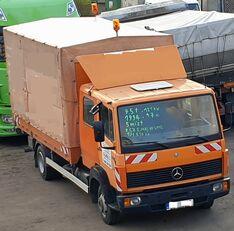 شاحنة مسطحة MERCEDES-BENZ 817 (5sitze person