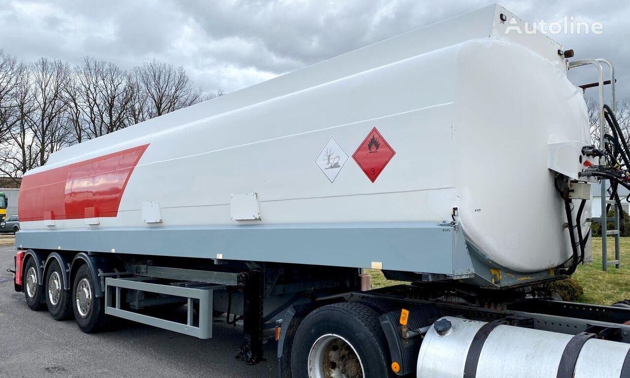 شاحنة نقل الوقود STOKOTA 36-4V mit PUMPE