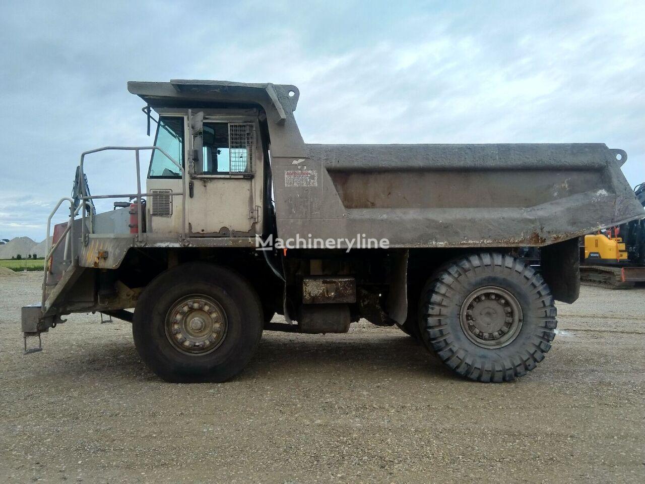 شاحنة قلابة للمحاجر TEREX TR35