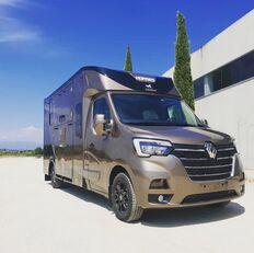 جديد камион за превоз на коне RENAULT Horse trucks Ameline