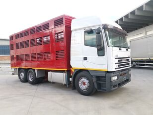 شاحنة نقل المواشي IVECO 240E48 CURSOR ANIMALI VIVI