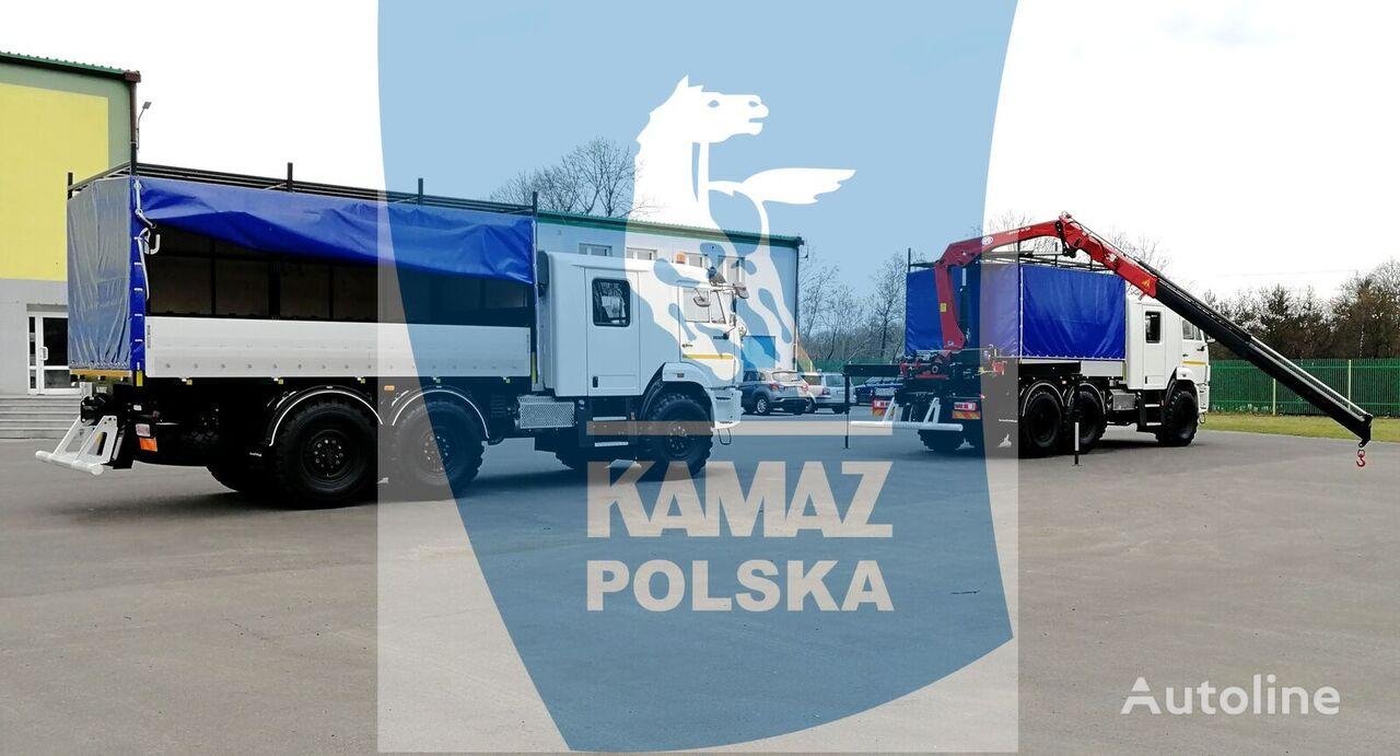 جديدة شاحنة عسكرية KAMAZ SERVICE CAR