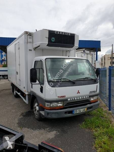 شاحنة التبريد MITSUBISHI Canter