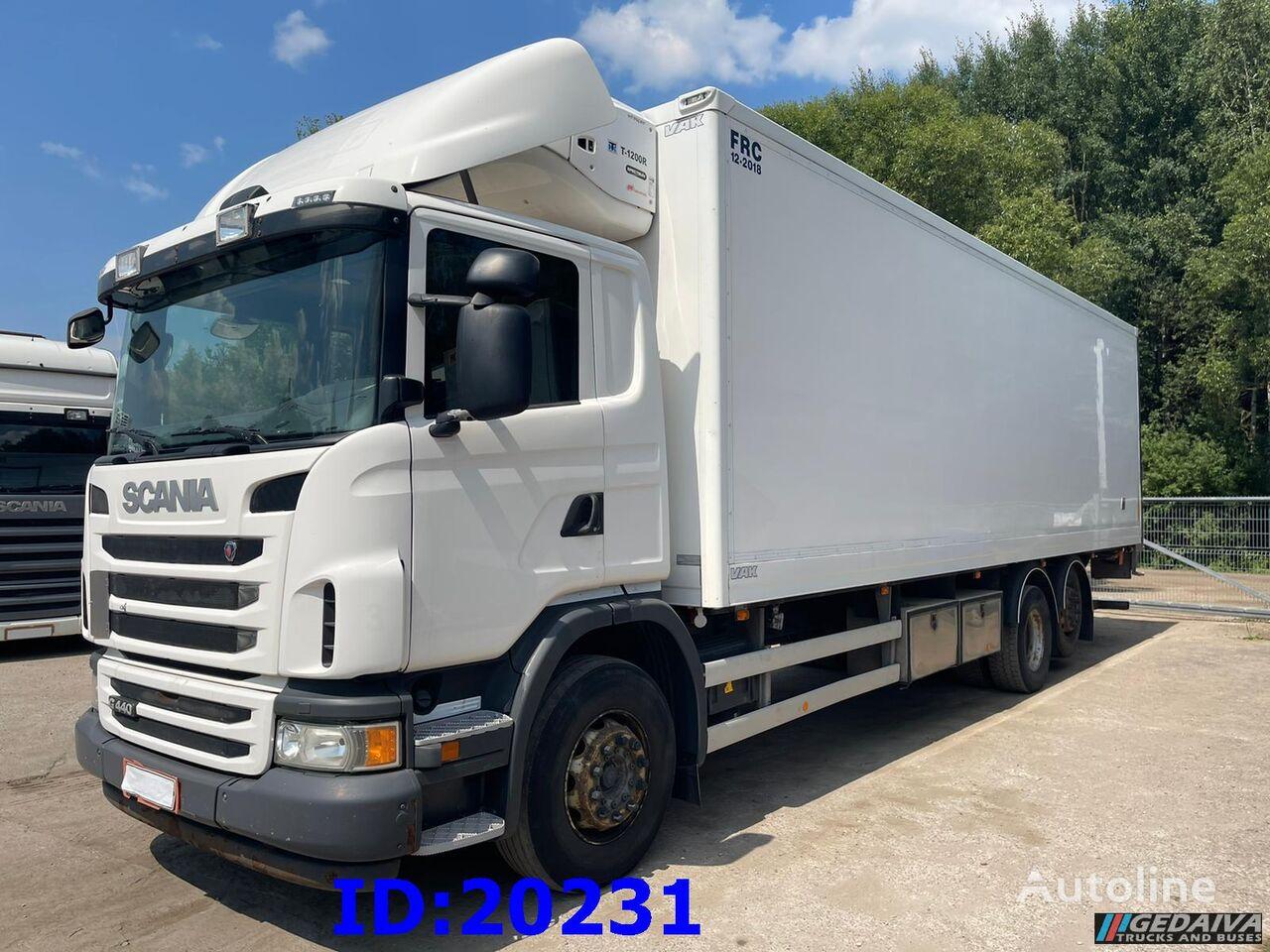 شاحنة التبريد SCANIA G440 - 6x2