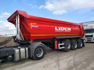 جديدة العربات نصف المقطورة شاحنة قلابة LIDER 2021 NEW READY IN STOCKS  DIRECTLY FROM MANUFACTURER COMPANY AVA