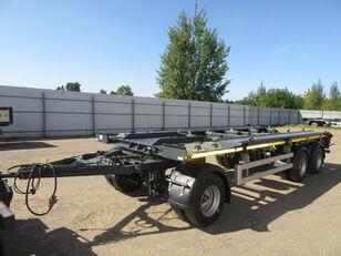 جديد العربات المقطورة شاحنة نقل الحاويات APS 853225