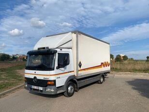 شاحنة مقفلة MERCEDES-BENZ ATEGO 818 L ***CAJA CERRADA***