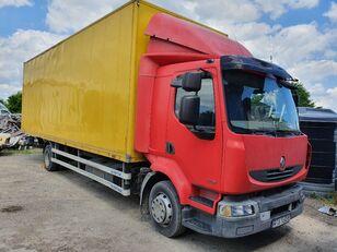 شاحنة مقفلة RENAULT MIDLUM 220 KONTENER+LBW KLIMA EURO 4