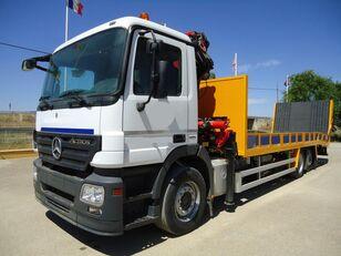 شاحنة نقل السيارات MERCEDES-BENZ ACTROS 25 36