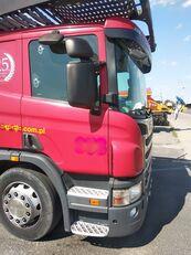 شاحنة نقل السيارات SCANIA P360 + العربات المقطورة شاحنة نقل السيارات