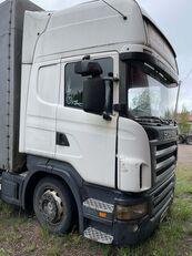 شاحنة ذات أغطية جانبية SCANIA R380 LB 6X2 MLB