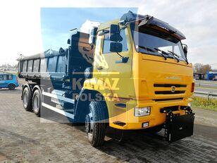 جديدة شاحنة قلابة KAMAZ 6x6 wywrotka