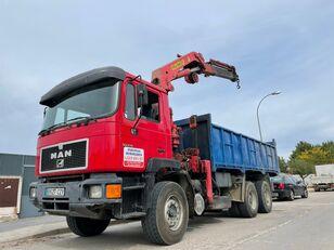 شاحنة قلابة MAN 33.372