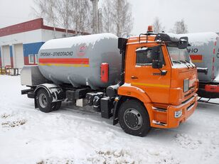 جديدة شاحنة نقل الغاز KAMAZ 45253