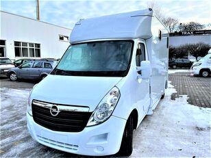 جديد камион за превоз на коне OPEL Movano