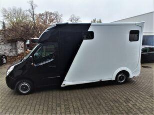 جديد камион за превоз на коне OPEL Movano Furgon