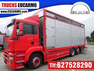 شاحنة نقل المواشي MAN TGA 26 350