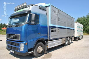 شاحنة نقل المواشي PEZZAIOLI FH12 480