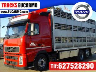 شاحنة نقل المواشي VOLVO FH13 400