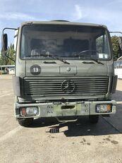 شاحنة عسكرية MERCEDES-BENZ 1017  4x4  KIPPER