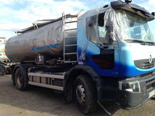 شاحنة نقل الألبان RENAULT PREMIUM 430 DXI بعد وقوع الحادث