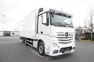 شاحنة التبريد MERCEDES-BENZ Actros 2542 , E6 , 6x2 , 20 EPAL , Height 2,60m , retarder