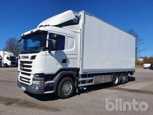 شاحنة التبريد SCANIA R560 6x2*4