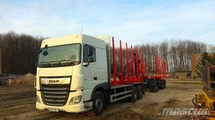 شاحنة نقل الأخشاب DAF XF 480