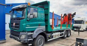 جديدة شاحنة نقل الأخشاب TATRA Phoenix