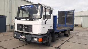 سحب شاحنة MAN FL 14.192 Euro 1 Engine / Winch 15000 kg
