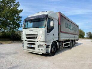 نقل البضائع IVECO STRALIS 260E40 ZF sponda idraulica